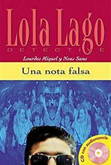 Lola Lago Detective - Una Nota Falsa Con CD