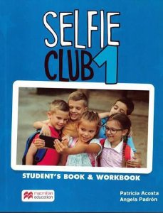 Selfie Club 1 Student's Book Pack