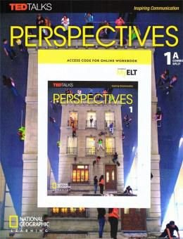 Perspectives - AmE - 1 - Combo Split A com Online Workbook