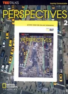Perspectives - AmE - 2 - Student Book com Online Workbook