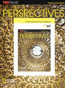 Perspectives - AmE - 3 - Student Book com Online Workbook