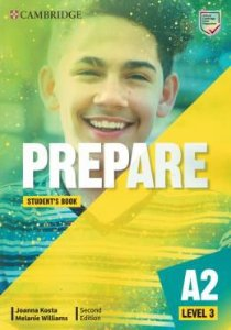 Cambridge English Prepare! 3 - Student's Book - 6º Ano - 2nd Edition