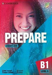 Cambridge English Prepare! 5 - Student's Book - 7º Ano - 2nd Edition