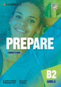 Cambridge English Prepare! 6 - Student's Book - 8º Ano - 2nd Edition