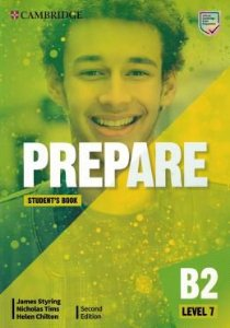 Cambridge English Prepare! 7 - Student's Book - 9º Ano - 2nd Edition