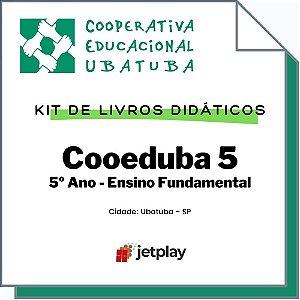 Kit de Livros Didáticos - Escola Cooeduba - 5º Ano