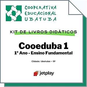 Kit de Livros Didáticos - Escola Cooeduba - 1º Ano