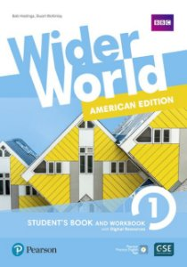 Wider World 1 - American Edition - Student'S Book And Workbook With Digital Resources + Online