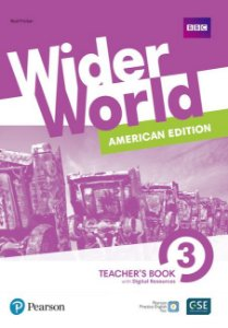 Wider World 3 - American Edition - Teacher'S Book With Digital Resources + Online