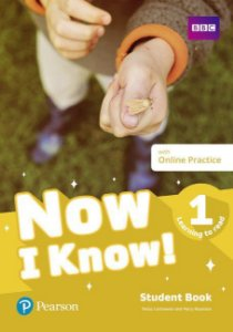 Now I Know! 1 - Student Book With Online Practice - Learning To Read