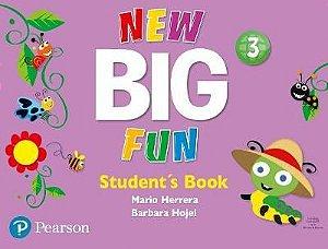 New Big Fun 3 - Student'S Book