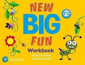 New Big Fun 2 - Workbook