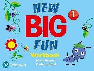 New Big Fun 1 - Workbook