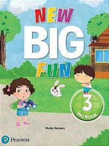 New Big Fun 3 - Big Book
