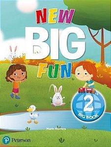 New Big Fun 2 - Big Book