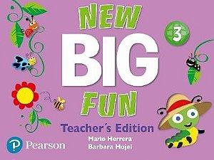 New Big Fun 3 - Teacher'S Edition