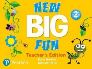 New Big Fun 2 - Teacher'S Edition