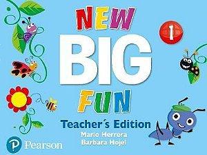New Big Fun 1 - Teacher'S Edition
