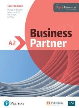 Business Partner A2 - Coursebook With Digital Resources
