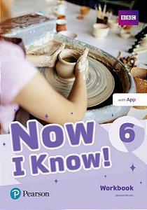 Now I Know! 6 - Workbook With App