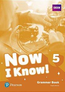 Now I Know! 5 - Grammar Book