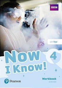 Now I Know! 4 - Workbook With App