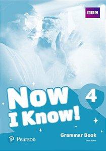Now I Know! 4 - Grammar Book