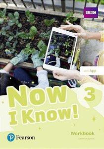 Now I Know! 3 - Workbook With App