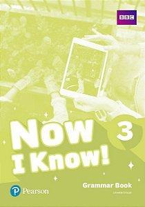 Now I Know! 3 - Grammar Book