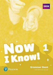 Now I Know! 1 - Grammar Book