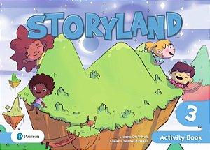 Storyland 3 - Activity Book
