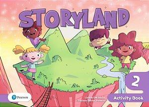 Storyland 2 - Activity Book