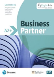 Business Partner A2+ - Coursebook With Myenglishlab