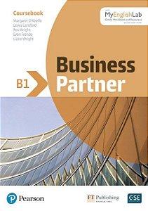 Business Partner B1 - Coursebook With Myenglishlab