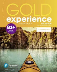 Gold Experience B1+ - Student'S Book