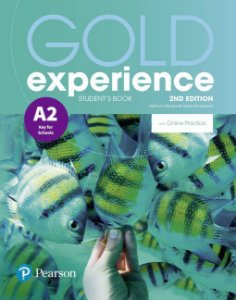 Gold Experience A2 - Student'S Book