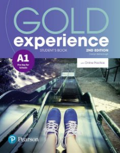 Gold Experience A1 - Student'S Book