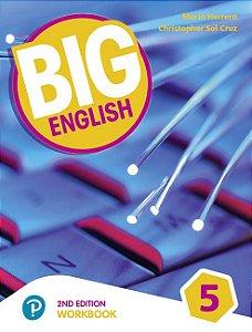 Big English 5 - Workbook - American Edition