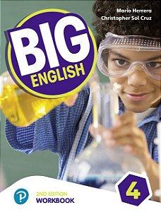 Big English 4 - Workbook - American Edition