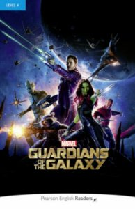 Marvel'S Guardians Of The Galaxy - Level 4 - Book + Mp3 Pack