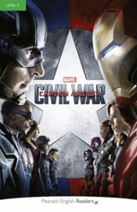 Marvel'S Captain America - Civil War - Level 3 - Book + Mp3 Pack