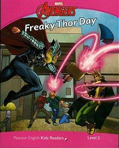 Marvel'S The Avengers - Level 2 - Freaky Thor Day