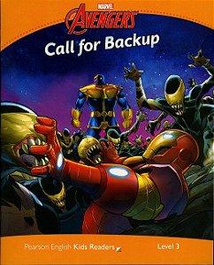 Marvel'S The Avengers - Level 3 - Call For Backup