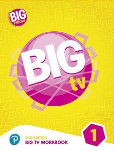 Big English 1 - Big Tv Workbook - American Edition