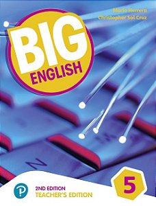 Big English 5 - Teacher'S Edition - American Edition