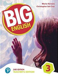 Big English 3 - Teacher'S Edition - American Edition
