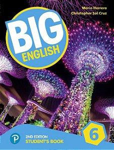 Big English 6 - Student'S Book - American Edition