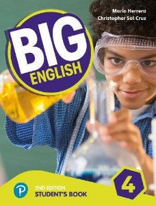 Big English 4 - Student'S Book - American Edition