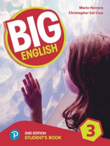 Big English 3 - Student'S Book - American Edition