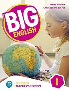 Big English 1 - Teacher'S Edition - American Edition